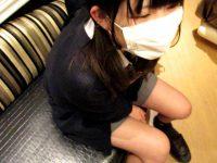 【FC2レビュー】出会い系でゲットした18歳現役JKに生ハメ生中出し!制服娘を征服する大問題映像【sakkuさん】